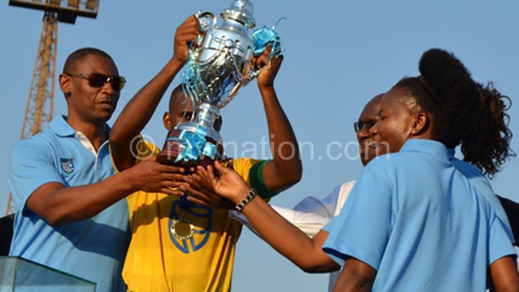 Civo have to be voted in to defend the Standard Bank Knockout Cup
