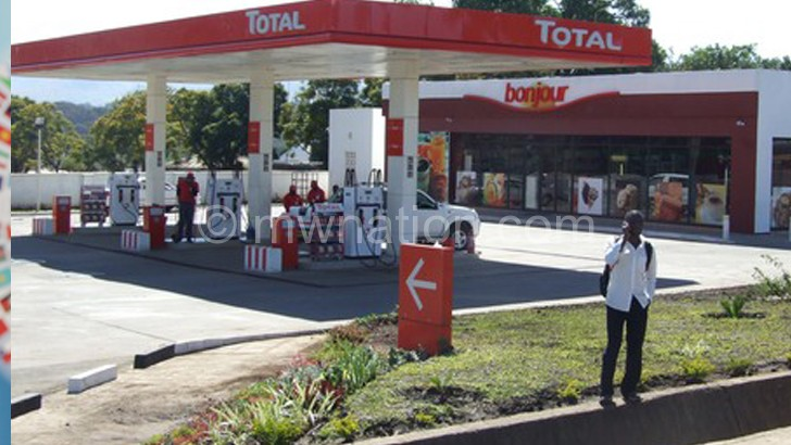 Motorists have been paying more for road maintenance through top-ups at service stations such as this one