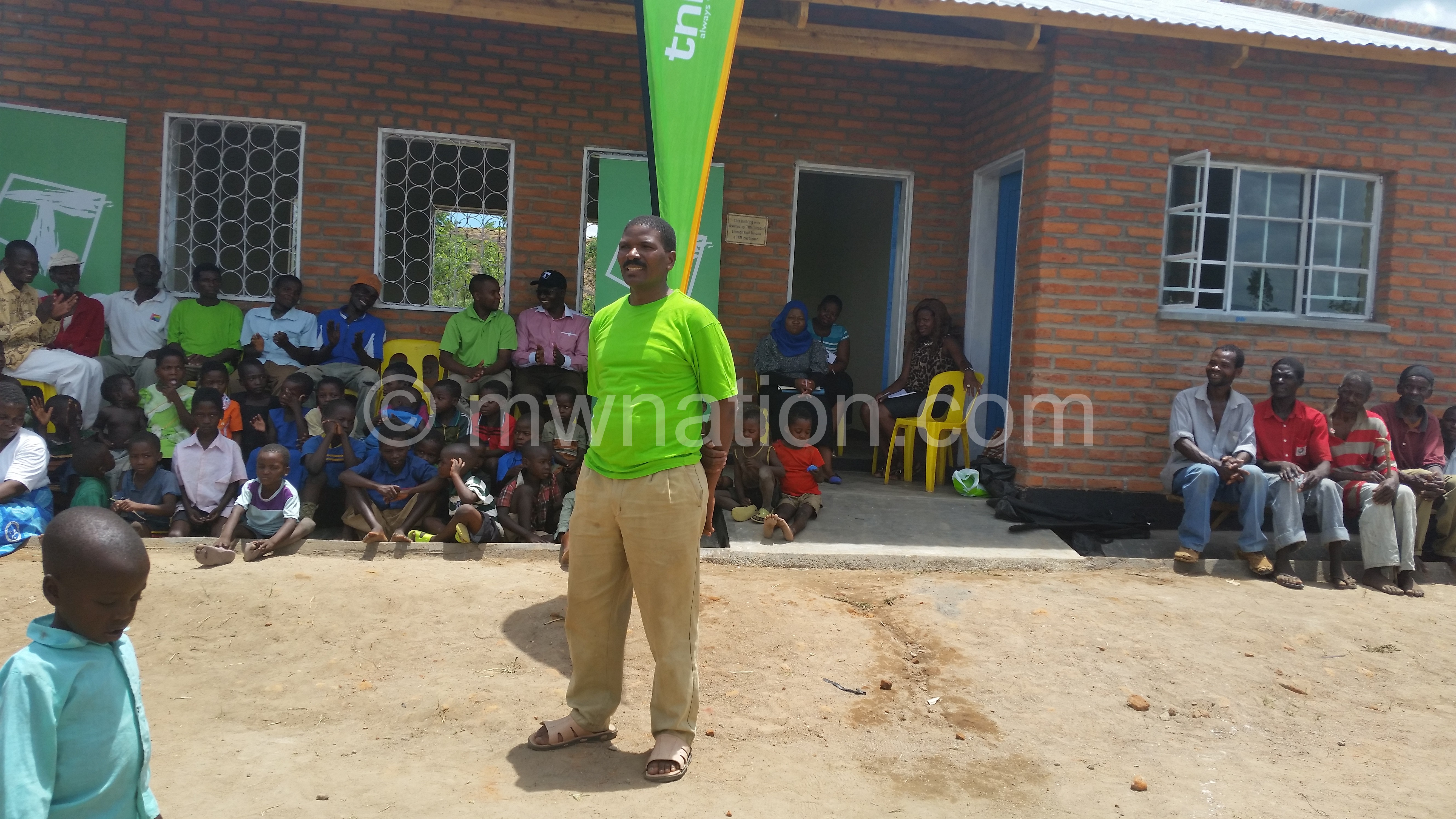 Tnm Hands Over Cbcc In Zomba The Nation Online