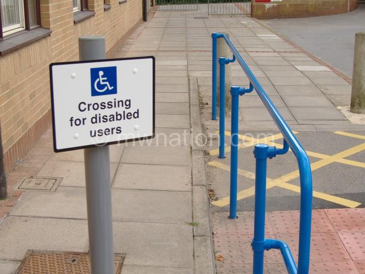 Disability unfriendly facilities