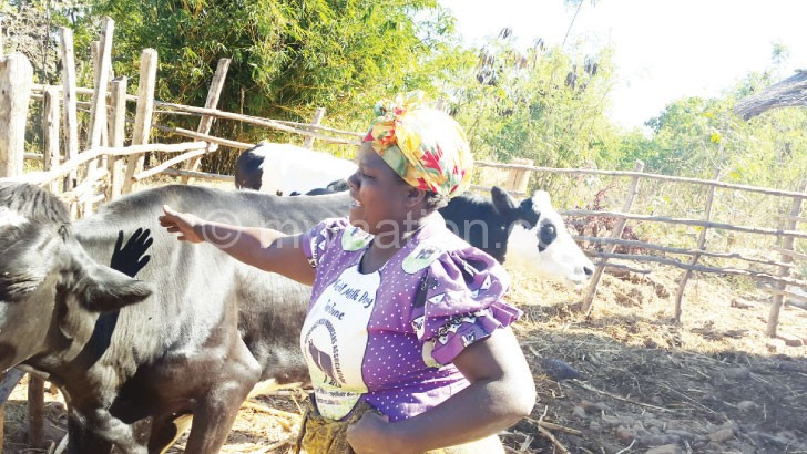 Manong'a: Use of manure and adhering to best farming practices is behind my joy