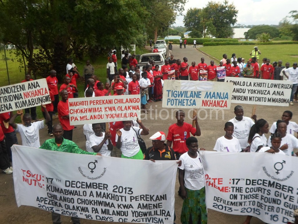 Civic education against GBV has left no stone unturned