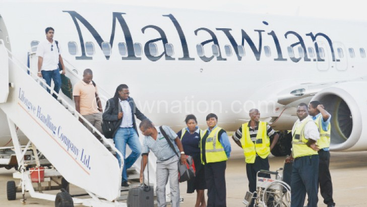 airmalawi | The Nation Online