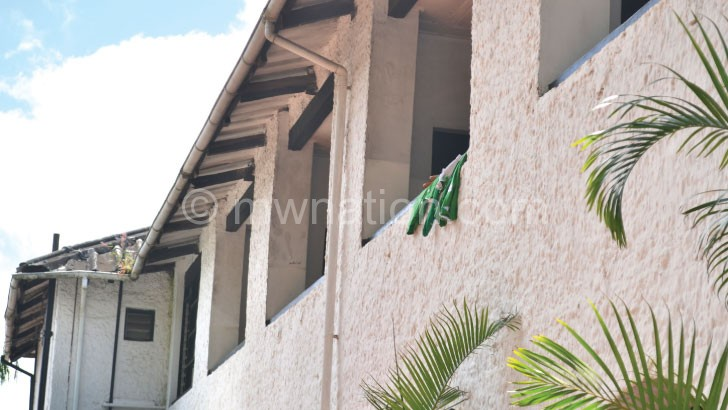 Faulted: Shire Highlands Hotel in Limbe