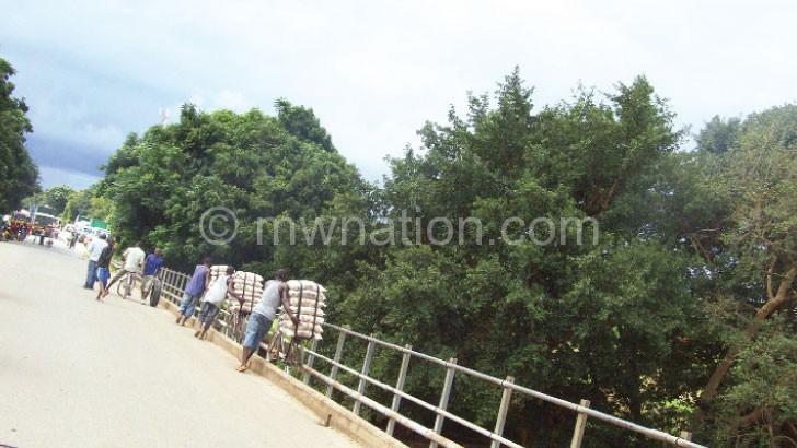 Songwe border