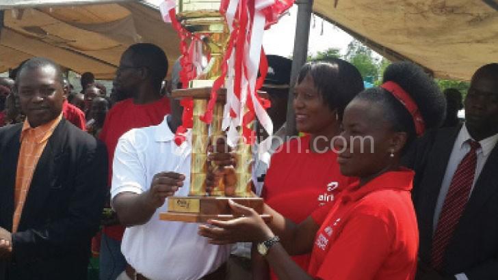 Airtel-Money-National-Netball-Trophy