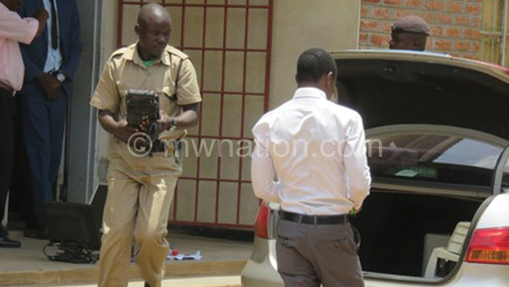 Sheriffs cripple Balaka council operations