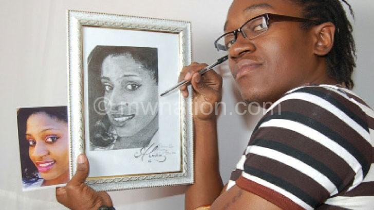 Visual artist extraordinaire