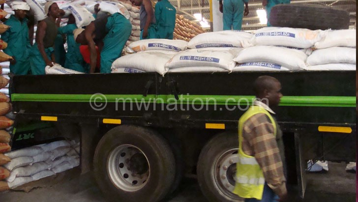 Fertiliser | The Nation Online