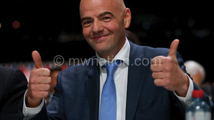 Infantino | The Nation Online