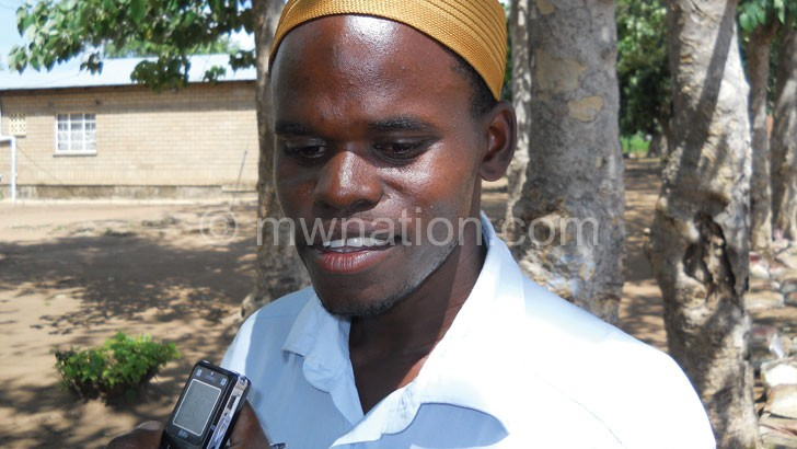 Counsels fellow  youth: Jangiya