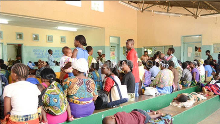 KCH has been hit with blood shortage