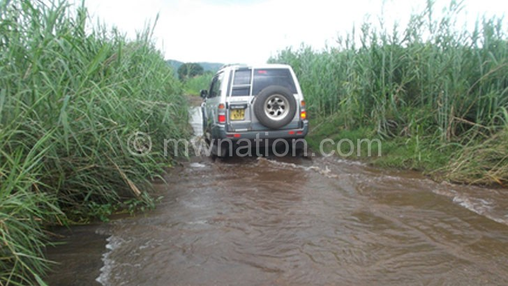 Still in a bad state: Machinga-Chingale-Lirangwe Road