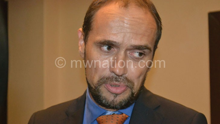 Gerrmann: Malawi will be assessed  again in December