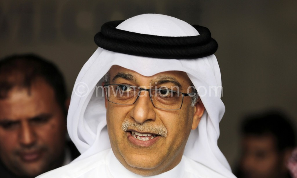 Was endorsed by CAF last week: Salman Bin Ebrahim