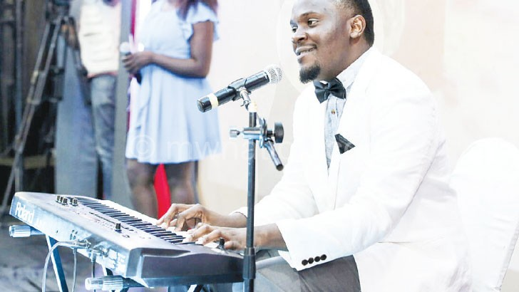 Sam Mjura will perform at a Valentine event at Madsoc Theatre in Lilongwe
