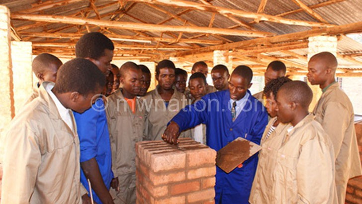 Teveta's mandate is to equip students such as these with apprenticeship skills
