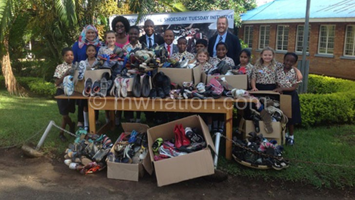 BCC winds up Shoesday Initiative