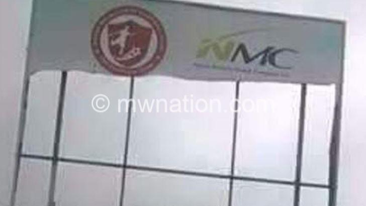 Bullets investigating vandalised billboard