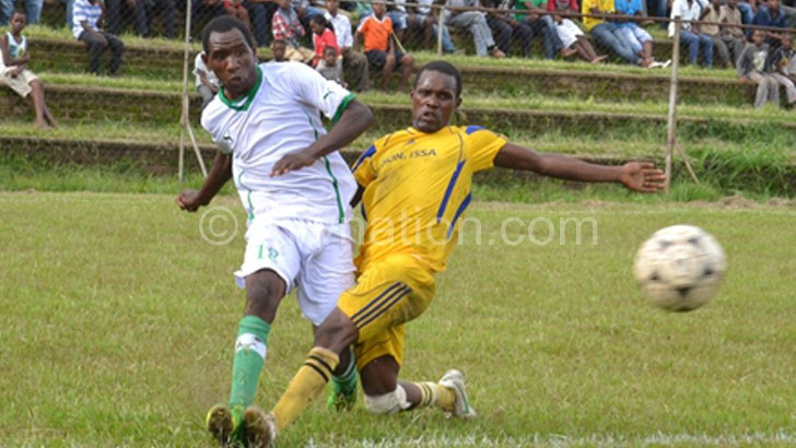 South teams will now pay K160 000 registration fee