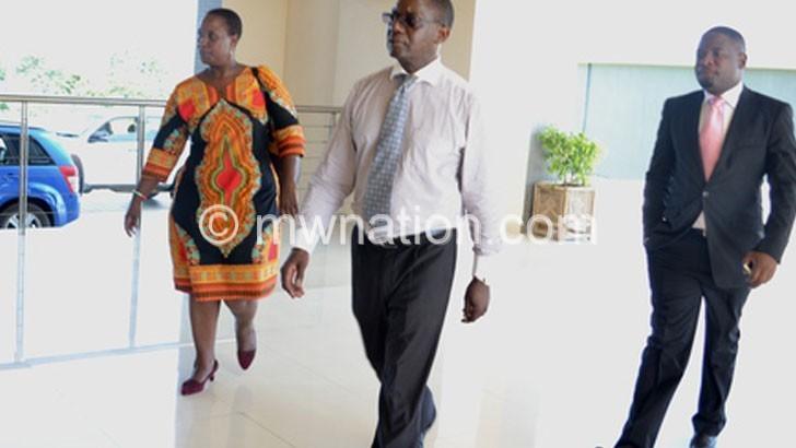 MCP spits fire on kabwila's arrest
