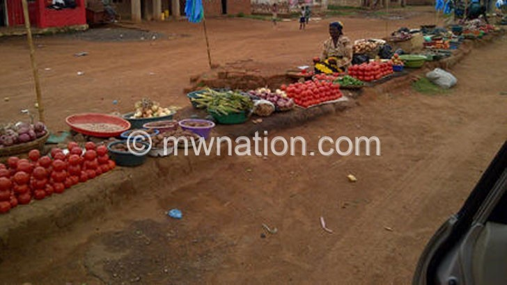 Most  town councils are underdeveloped, some even lack markets