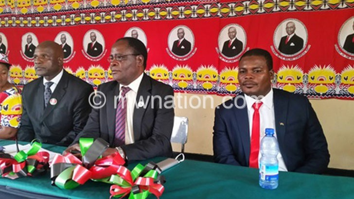 MCP elects North committees