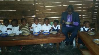 NGO launches nursery school feeding programme