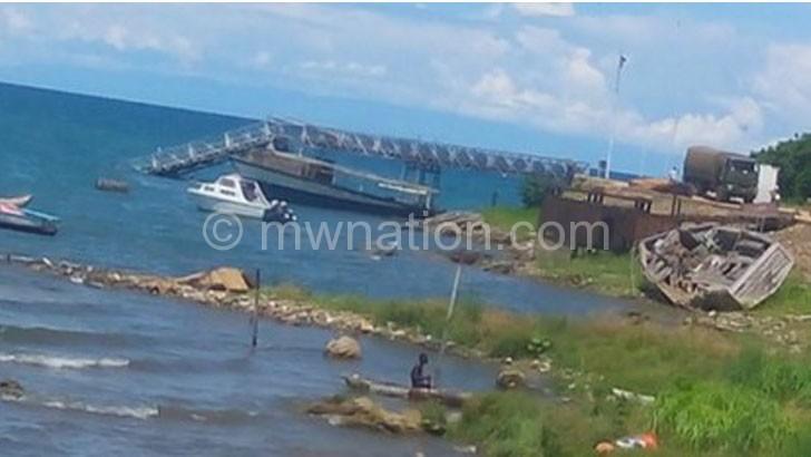 nkhata bay jetty | The Nation Online