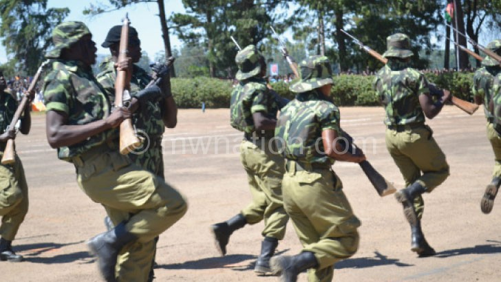 MPS call for patriotism