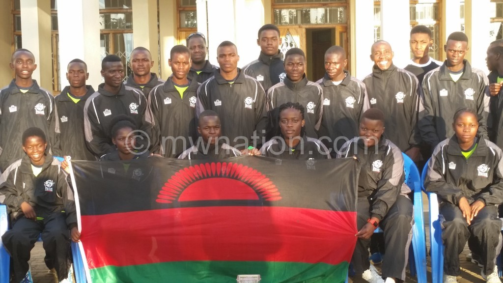 Malawi hauls four gold medals in Zimbabwe