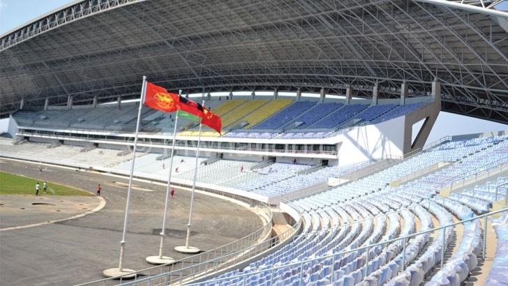 Affected: Bingu National Stadium