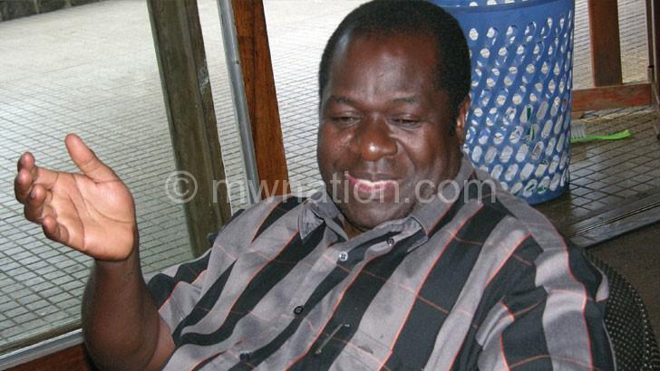 Chijere-Chirwa: There have been rising inequalities