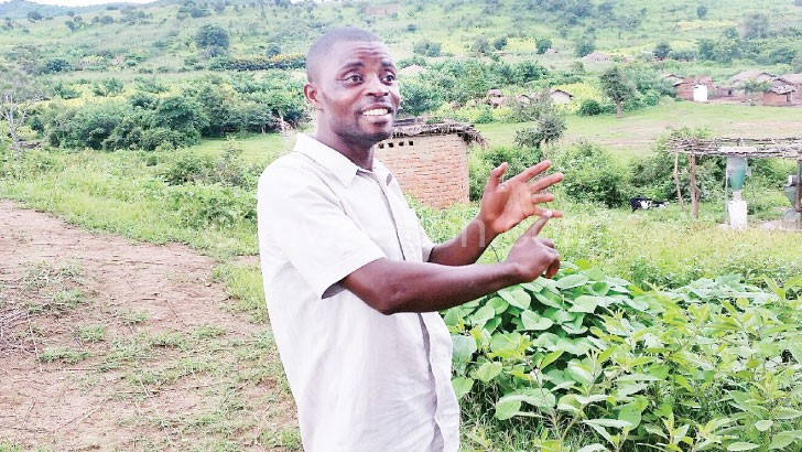Kachijade: Many intended beneficiaries did not get fertiliser