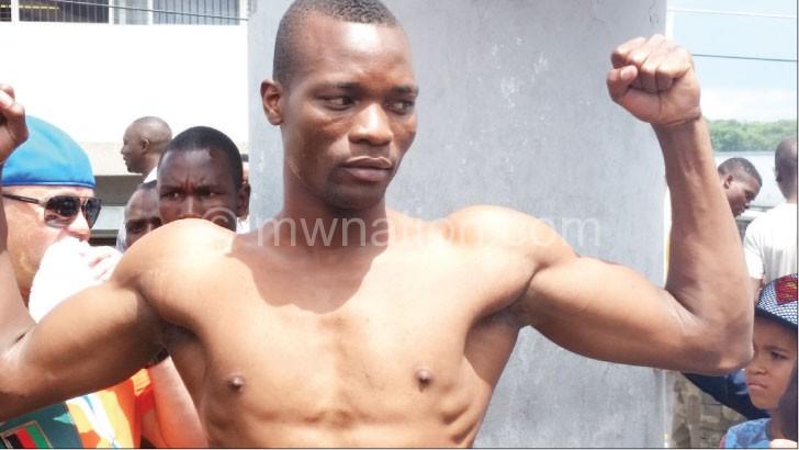 Masamba:  I am going to Zimbabwe to make  a name for myself