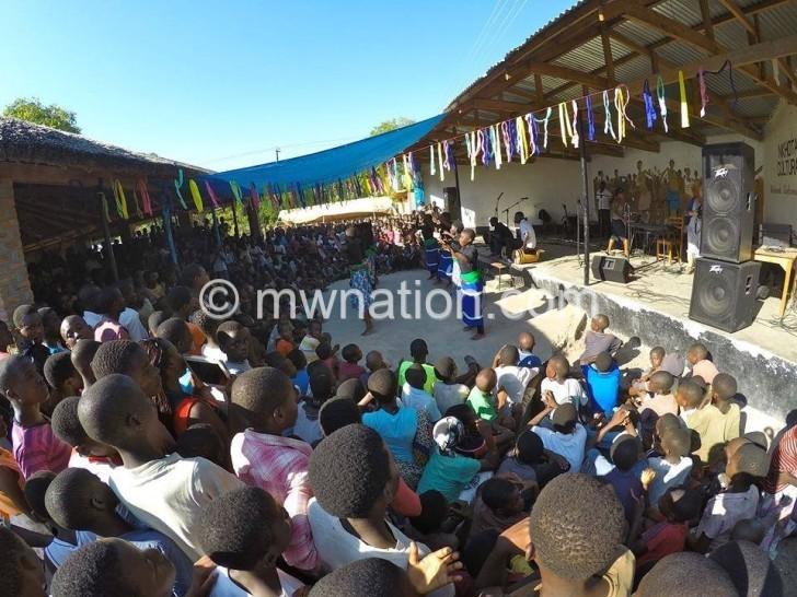 Nkhotakota music festival