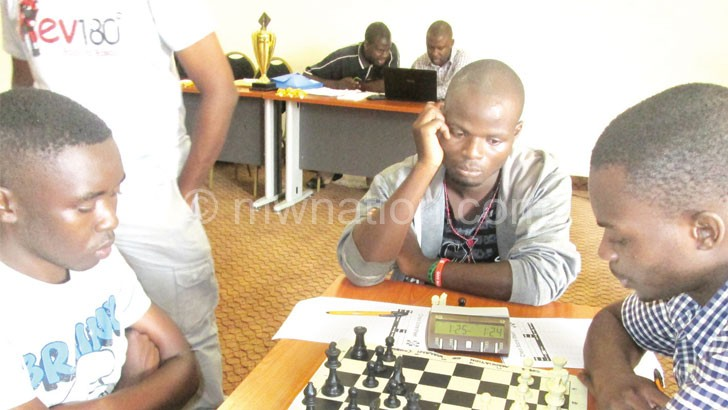 Free at last: There is no letter of suspension for Mwale (L)