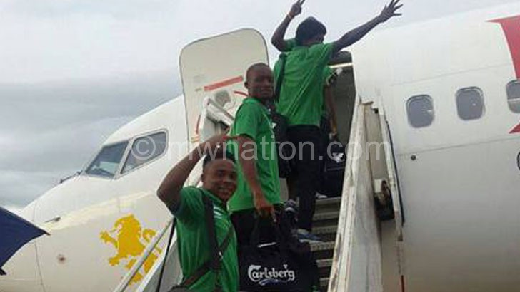 The Flames leaving for Sierra Leone on Sunday