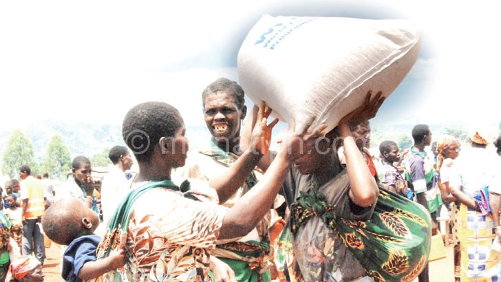 Millions of Malawians face hunger  this year