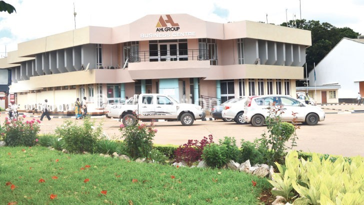 An imposing AHL Group headquarters in Lilongwe