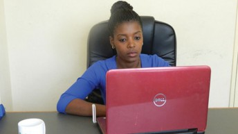Bertha mambala: creating jobs with ICT