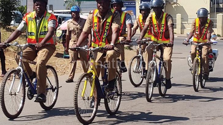 BICYCLE-PATROL