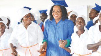 Christ Living Church trains 60 leaders