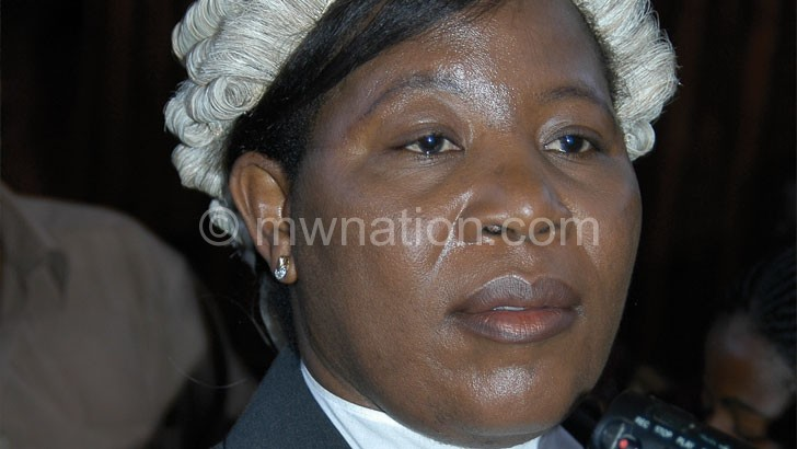 Granted stay of application: Ansah