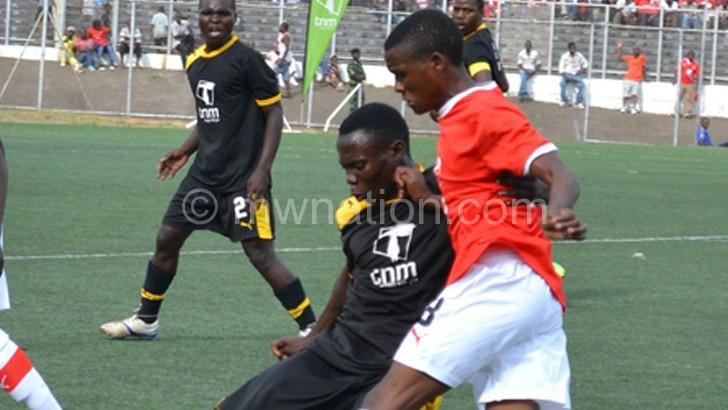 Yabwanya dumps Karonga United
