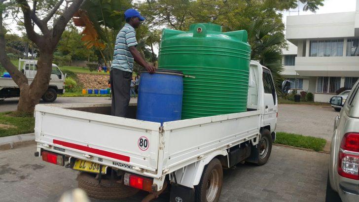 Payout bill halts Lilongwe water project