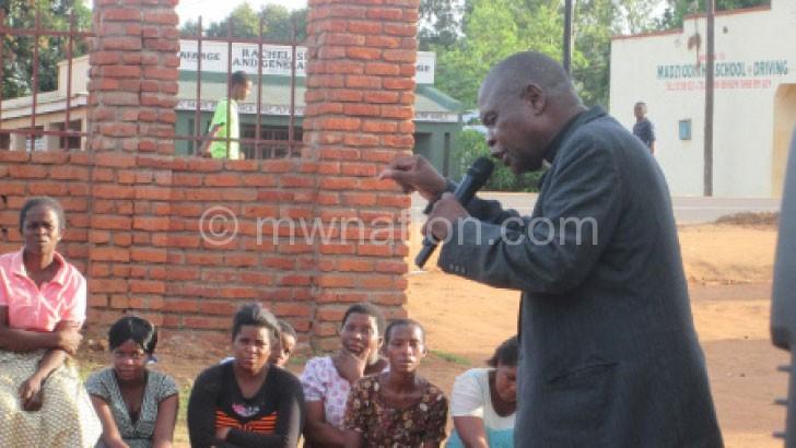 Nkuli: Fix eyes on Christ