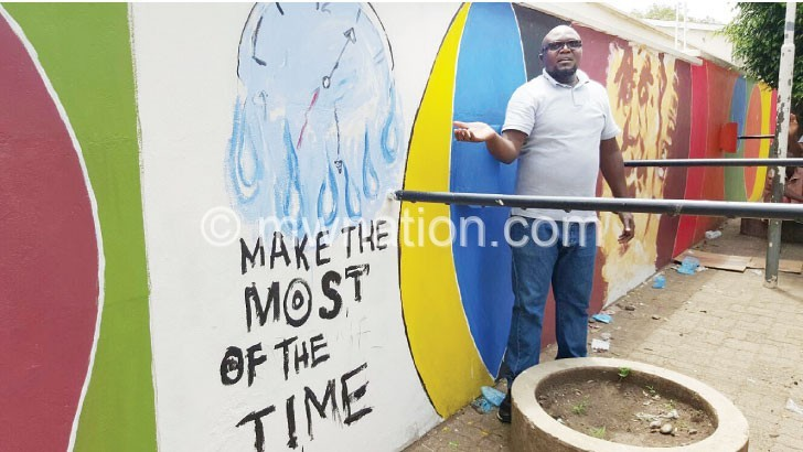 Willinga: I am a mural revolutionist in Malawi