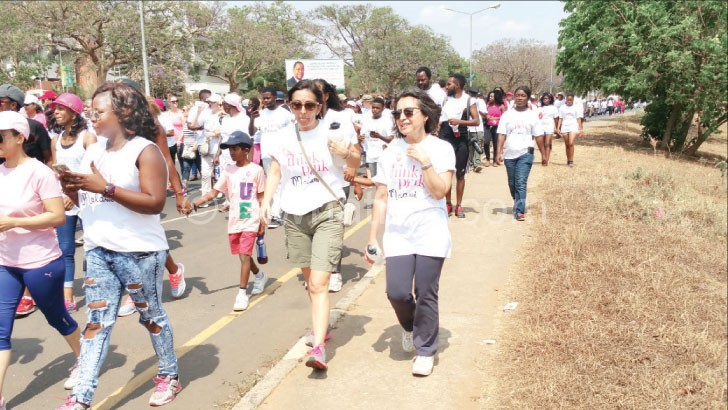 breast cancer awareness | The Nation Online