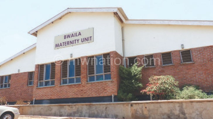 Infested with bed bugs: Bwaila Hospital in Lilongwe